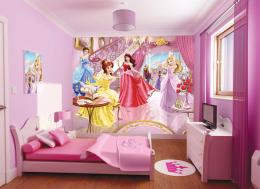 Beauty Disney Princess Wallpaper for Kids Room on LoveKidsZone 1208
