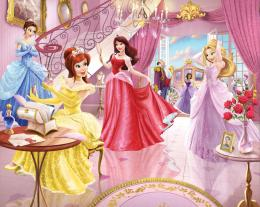 Beauty Disney Princess Wallpaper for Kids Room on LoveKidsZone 103