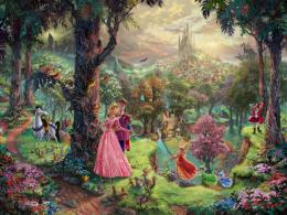 Sleeping Beauty WallpaperDisney Princess Wallpaper28961414 1069