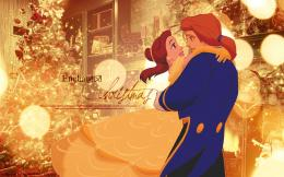 Disney Princess ChritmasDisney Princess Christmas Wallpaper 1541