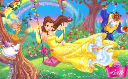 Princess BelleDisney Princess Wallpaper7359455Fanpop 1639