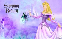Aurora in purpleSleeping Beauty Wallpaper24726557Fanpop 1978