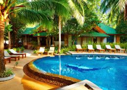 place for holidays hotel relax tropical HD Wallpaper 1522