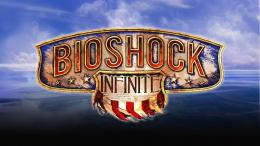 Download BioShock Infinite logo wallpaper 1792