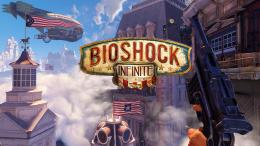 Wallpapers ⇒ Other ⇒ Bioshock Infinite Logo 25081 1445