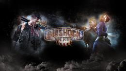 Bioshock infinite, Game, Characters, Lettering, Logo Wallpaper 1536