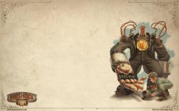 BioShock Infinite WallPaper HandyMan 1920x1200 by eskMaemo on 1377