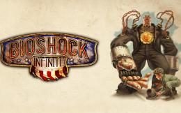 Bioshock Infinite Logo wallpaper1408458 130