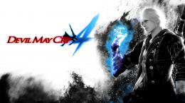 Devil May Cry 4 Nero Dante Abstract Black Devil Cry Demon Wallpaper 1884
