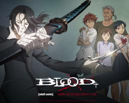 Animes: The Good, the Bad, and the not worth watching : Blood + 310