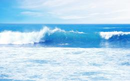 Blue Ocean Waves Wallpapers Pictures Photos Images 296