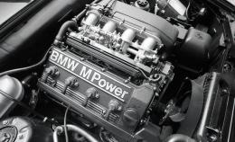 1988 BMW M3 coupe 2 3 liter inline 4 engine 1153