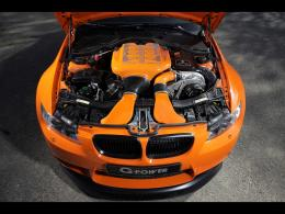 2011 G Power BMW M3 GTSEngine Compartment1600x1200Wallpaper 1368
