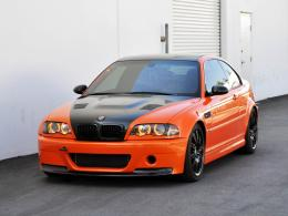 BMW M3 E46 CSL Car Wallpapers 286