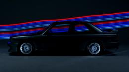 Your Ridiculously Luminous E30 BMW M3 Wallpaper Is Here 446