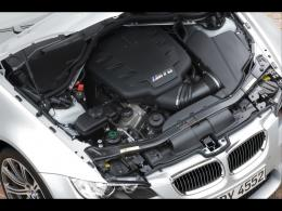 2009 BMW M3 ConvertibleEngine1280x960Wallpaper 1119