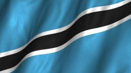 Botswana Waving Flag Stock Video 12243469 | HD Stock Footage 1551