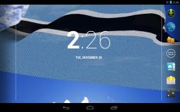3D Botswana Flag LWPApp Android su Google Play 713