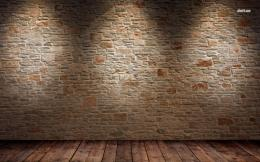 pictures on a brick wall wallpaper 1 jpg 925