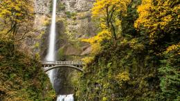Multnomah Falls 4K Ultra HD wallpaper | 4k Wallpaper Net 647