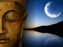 Buddha Bar Spirit Moon Lake Wallpaper 1288