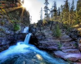 Canyon Oasis Wallpaper High Dynamic Range Nature Wallpapers in jpg 1527