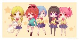 Beautiful Chibi Anime Wide Wallpaper Wallpaper | WallpaperLepi 1764