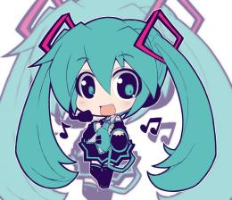 Fanpop Anime images Chibi Miku HD wallpaper and background photos 1992