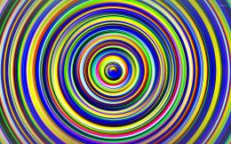 Colorful circles wallpaperAbstract wallpapers#15397 1064