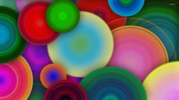Colorful circles wallpaperAbstract wallpapers#20521 153