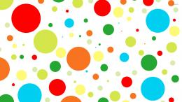 Multicolored circles wallpaperAbstract wallpapers#20253 641