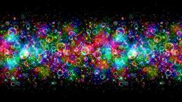 Abstract Circles Sparkles Rainbows Bokeh Free Hd Wallpapers 655