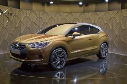 DS4 Crossback Concept Car Citroen DS High Rider Salon de Gen ve 781