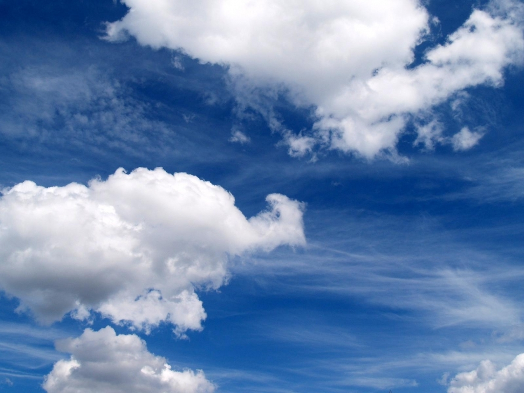 Download Dreamful Cloudy Sky wallpaper in Nature wallpapers with all 1616