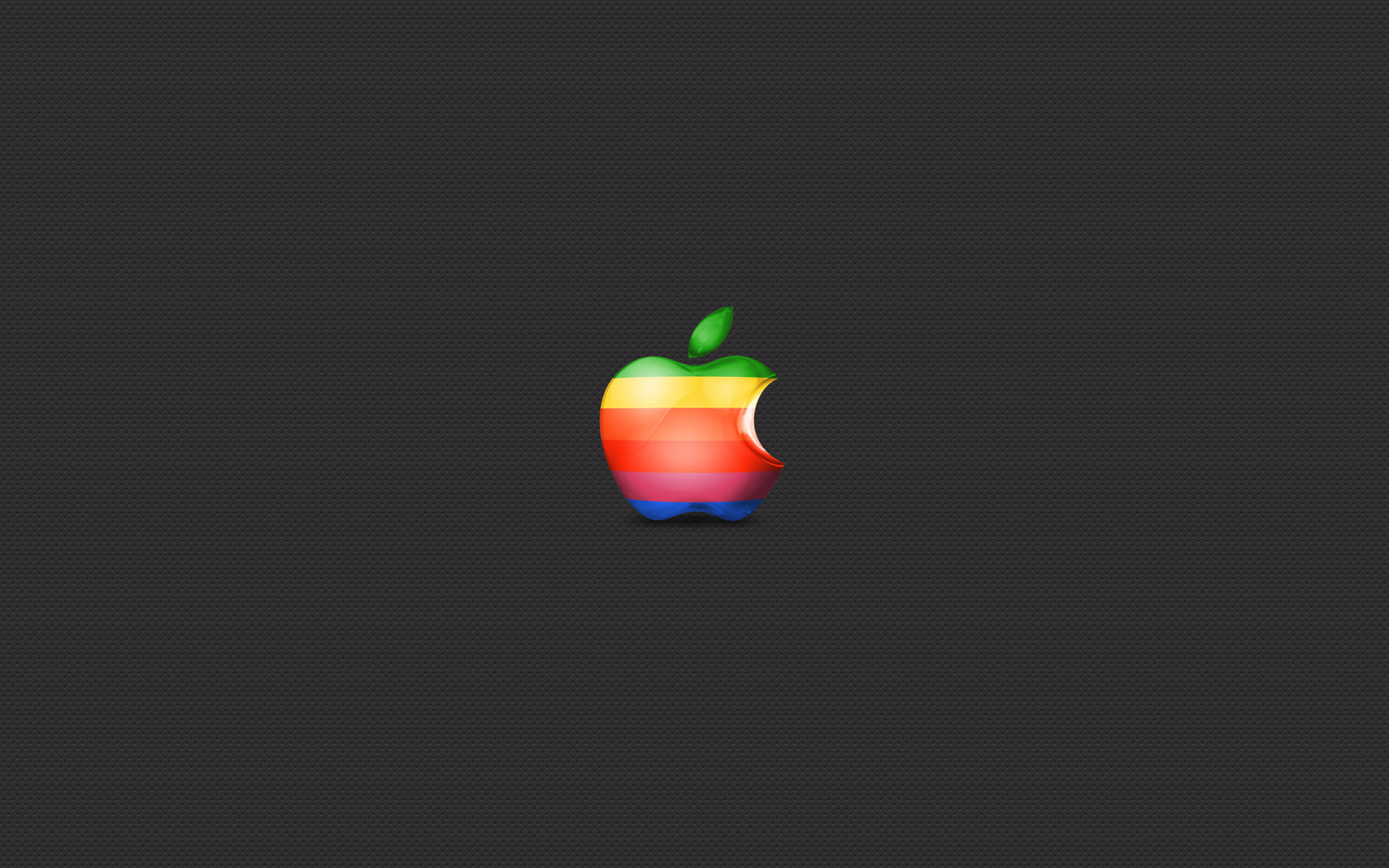 Pictures colourful apple logo iphone 4 wallpapers hd wallpaper desktop 766