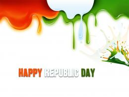 Colorful Indian Republic Day Wallpaper | HD Wallpapers 1430