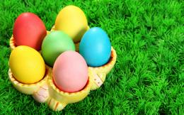 Free Colorful Easter Day Eggs wallpaper WallpapersHD Wallpapers 1014