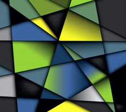 Colorful Geometric Wallpaper Wallpaper 1144