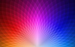 Colorful geometric wallpaper 486