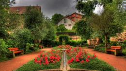 Gardens Wallpaper Desktop Background Beautifulgardenin 901