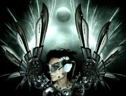 Cyber Angel by FraNz85 on DeviantArt 295