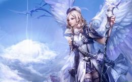 Wings Aion Wallpaper 1920x1200 Wings, Aion, Fantasy, Art, Creative 828