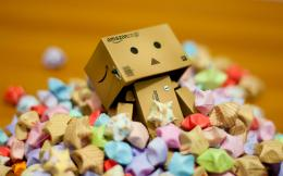 Danbo And Candy Cute Wallpaper Image #6129 Wallpaper | WallpaperLepi 424
