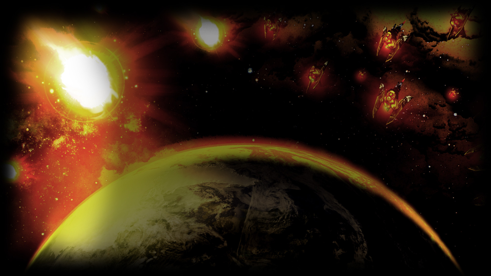 Earth Under Siege HD Wallpapers | AchtergrondenWallpaper Abyss 1648