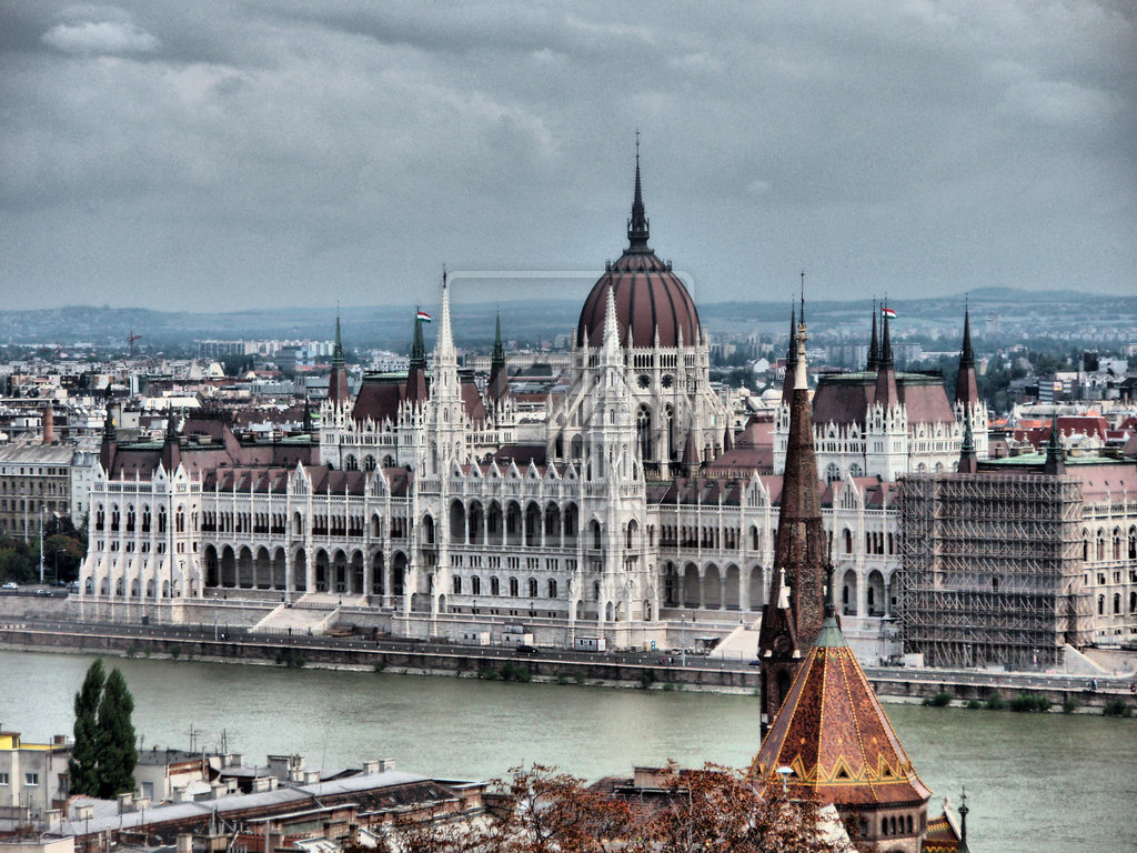 Hungarian Parliament Building by Asimakis on DeviantArt 811