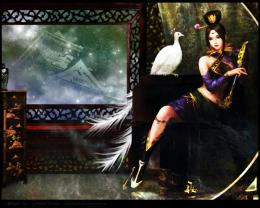 Dynasty Warriors Wallpaper: Nightingale SongMinitokyo 1445
