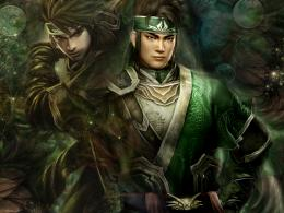ping dynasty warriors 8 wallpaper by paulinos customization wallpaper 1318