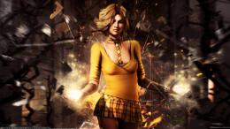 Ian Grainger, mutants, magic, glass, girl, art, fantasy, hd wallpaper 655