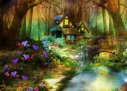 FairyLand wallpaperForWallpaper com 1804