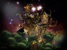 Tree House Fantasy wallpaperForWallpaper com 1229